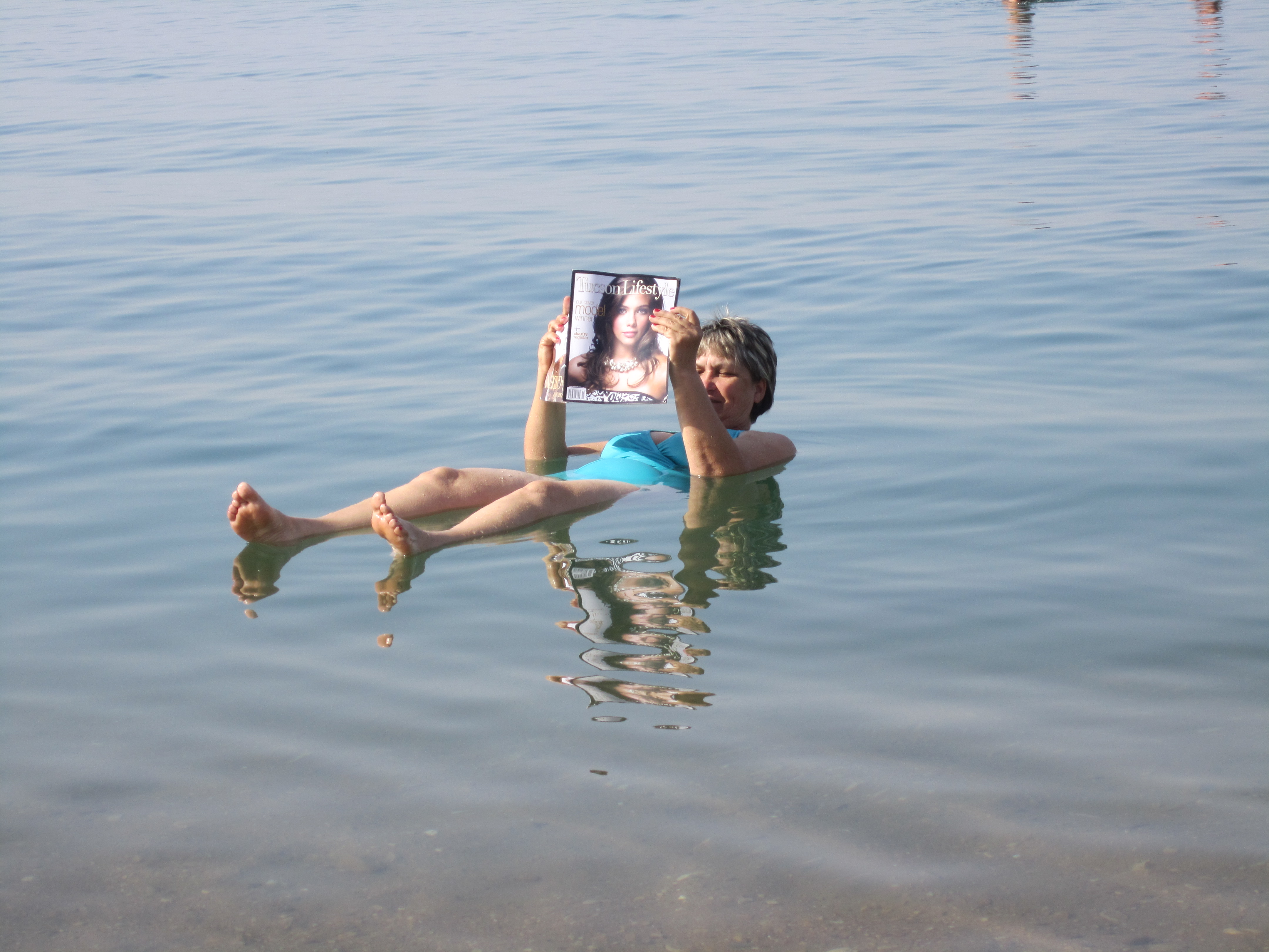 how to go to dead sea